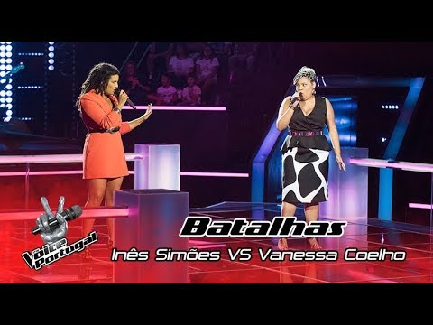 "Inês Simões VS Vanessa Coelho – ""Listen"" 