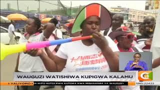 Mishahara ya wauguzi yasitishwa