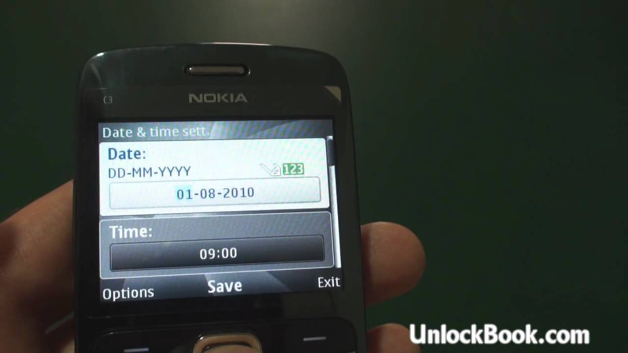 How to unlock Nokia C3 using code | Doovi