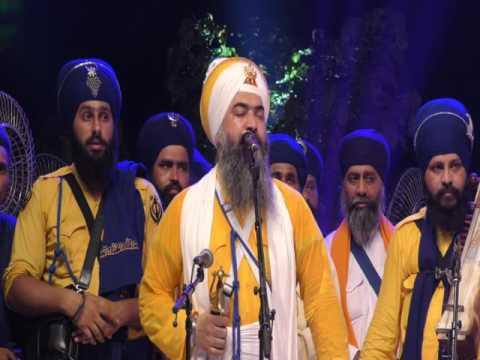 Dhadi Jatha Tarsem Singh Moranwali  Baba Banda Singh Bahadur Smagam 2016