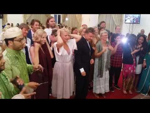 عبيدات الرمى رضوان مع السويدين موت الضحك | Abidat Rma Redouane Avec Suède