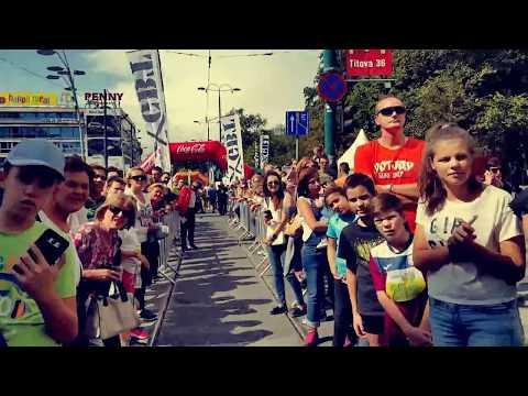 XI Sarajevo halfmarathon runners view