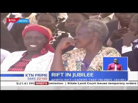 Rift Valley leaders unload on President Uhuru Kenyatta