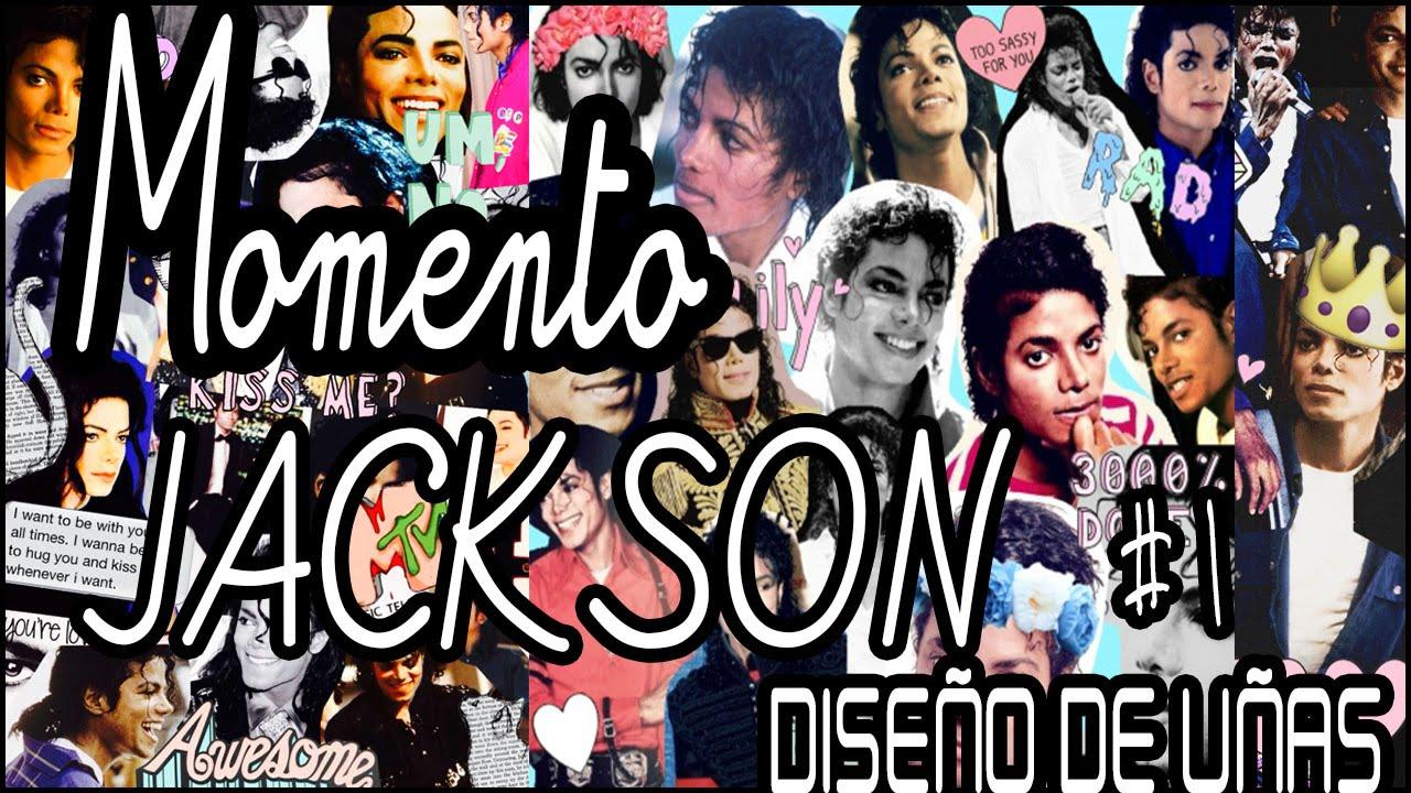 004 DIY Diseño de uñas Estilo Michael Jackson   La Jo~ - YouTube