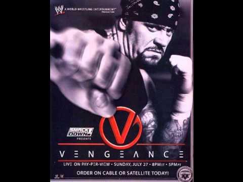 WWE Vengeance 2003 Theme Song