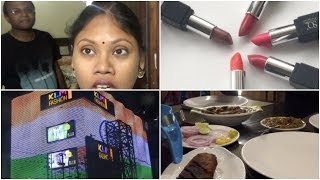 Advantages of age gap between kids || new stay quirky lipsticks || independence day vlog || sireesha