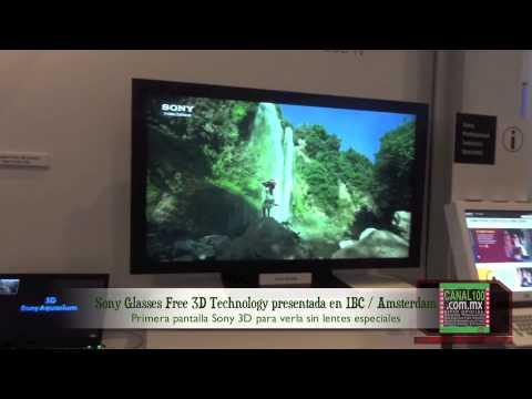 b027e3f1a2 Comparación entre LED 3D Premium HX de Sony y otro televisor 3D by ...