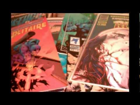 Ultraverse (2 of 2) Book Reviews + Comic Book Creator Rights - A Look Back