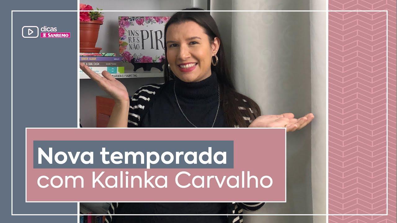 KALINKA CARVALHO - Nova Apresentadora do Canal 🤩   Dicas Sanremo