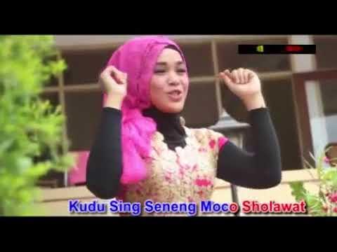 Padang Bulan 2  Voc Emy Alvia (Album Sholawat Syi'iran Wali Wafiq Azizah)