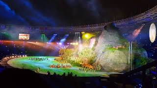 Show Tari dan lagu Daerah -  Opening Ceremony 18th ASIAN GAMES 2018 MP3