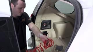 Toyota Land Cruiser Prado Compressor