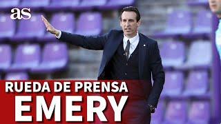 VILLARREAL-SEVILLA | Emery: