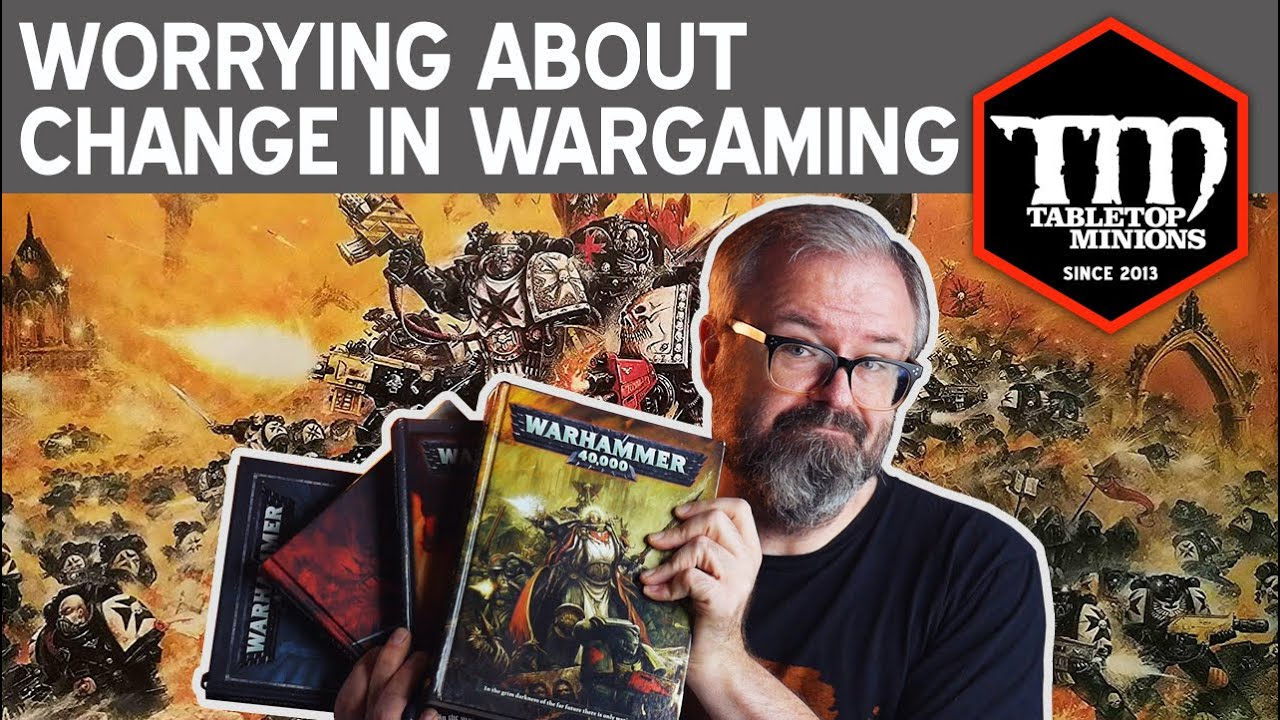 Worrying About Change in Wargaming