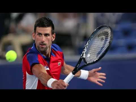 Novak Djokovic, King of the Olympic Village, Loses Run at Golden ...