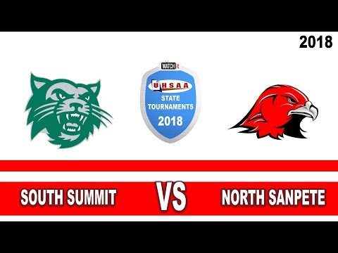 3A Softball: South Summit vs North Sanpete High School UHSAA 2018 State Tournament Single Loss Round
