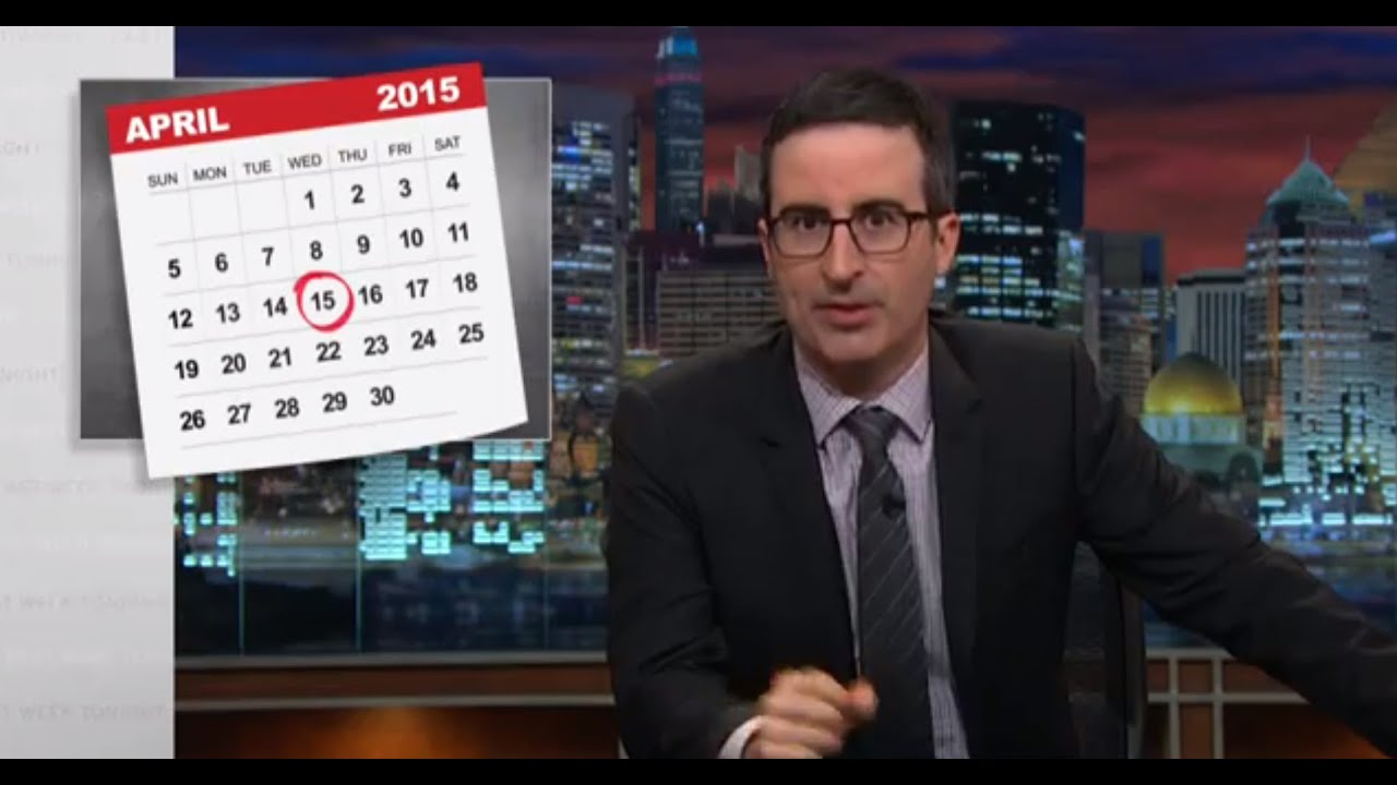 Download The IRS: Last Week Tonight with John Oliver (HBO)