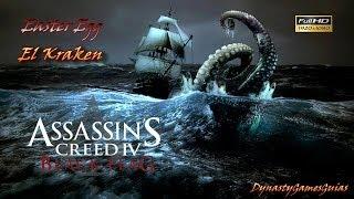 Assassin´s Creed IV-Easter Egg/Huevo de Pascua Kraken-El Hundimiento del Atocha-Historias de Terror