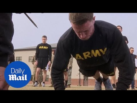 US Army Developing Much Tougher Fitness Test To Prep Troops