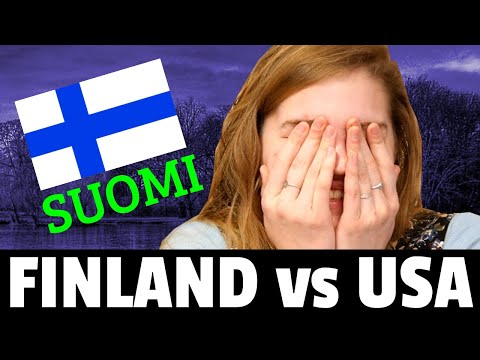 Living in Finland as an American  First Impressions Finnish Culture Shocks