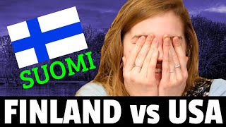 Baixar Living in Finland as an American // First Impressions, Finnish Culture Shocks