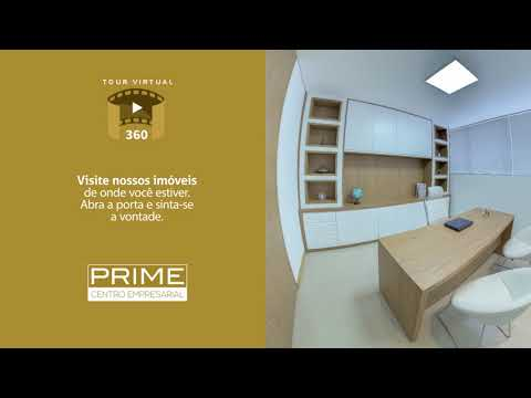 Centro Empresarial Prime - Conheça o Tour Virtual dos decorados.