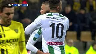 Video Gol Pertandingan VVV Venlo vs FC Groningen