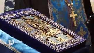 Икона «Знамение» отправилась в путешествие по курским больницам(, 2015-09-30T11:30:31.000Z)