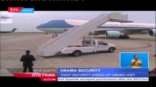 Kenya prepare for security nightmare during US President Barack Obama