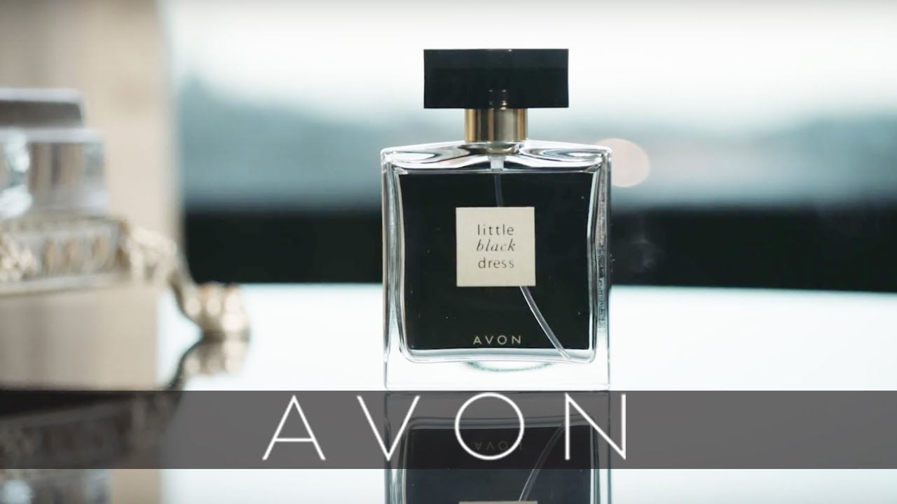Introducing Little Black Dress Avon Youtube