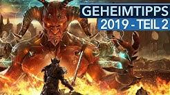 Spiele-Geheimtipps 2019 für PC, PS4, Xbox One & Switch - Teil 2