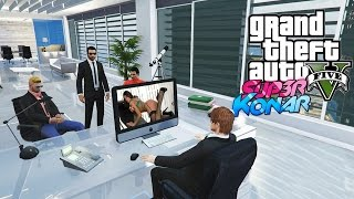GTA 5 online - Best of funny moments #48 (Gros projet) thumbnail