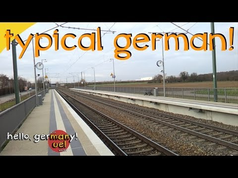 The most TYPICAL GERMAN place! hello, germany!