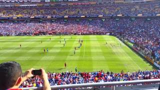 Parada de Henry hernandez contra España