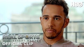 'F1 World Champ Lewis Hamilton's Rise to Racing Fame' Preview | Real Sports w/ Bryant Gumbel | HBO