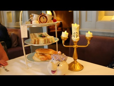 Beauty And The Beast Afternoon Tea | Kensington Hotel