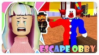"""Escape from the CIRCUS place!!"" 