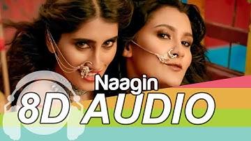 Naagin 8D Audio Song - Aastha Gill & Akasa (HQ)🎧