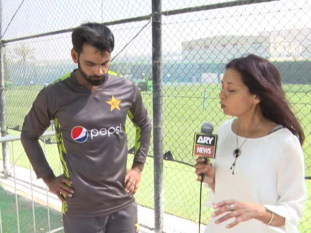 The day I feel I am not meeting the international criteria, I will consider going: Hafeez