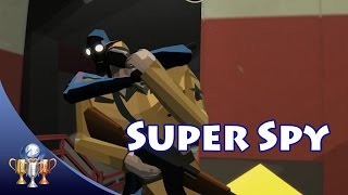 CounterSpy - Super Spy (Complete a mission without being seen by a single enemy)