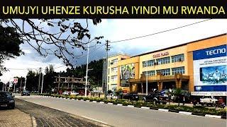 Umujyi uhenze cyane kurusha iyindi mu Rwanda