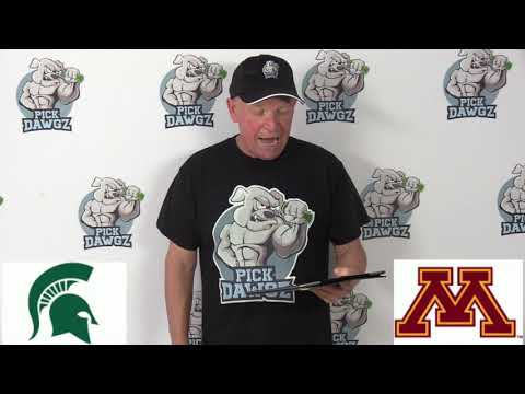 Minnesota vs Michigan State 1/26/20 Free College Basketball Pick and Prediction CBB Betting Tips