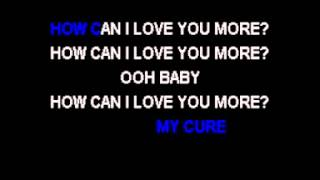 M PEOPLE - HOW CAN I LOVE YOU MORE KARAOKE