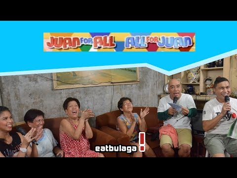 Juan For All, All For Juan Sugod Bahay | April 24, 2018