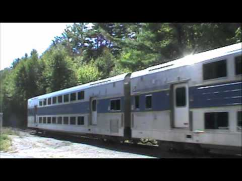 Saratoga and Northcreek Railroad:Passenger service in the northern Hudson Valley