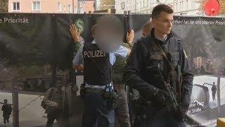 Un hombre hirió a 8 personas con un cuchillo en Munich