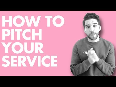 How to Pitch Your Product/Service (Without Sounding Sales-y)