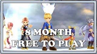 8 Month Free To Play Account - Dissidia Final Fantasy Opera Omnia