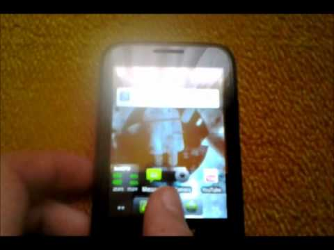 Vodafone 845 with qltsar ME GingerBread 2.3.7 rom