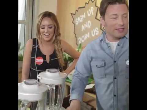 Jamie Oliver Food Revolution Day - Facebook Live Q&A